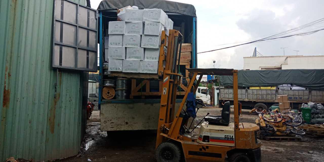 Vận chuyển hàng hóa Đà Nẵng đi Gia Lai