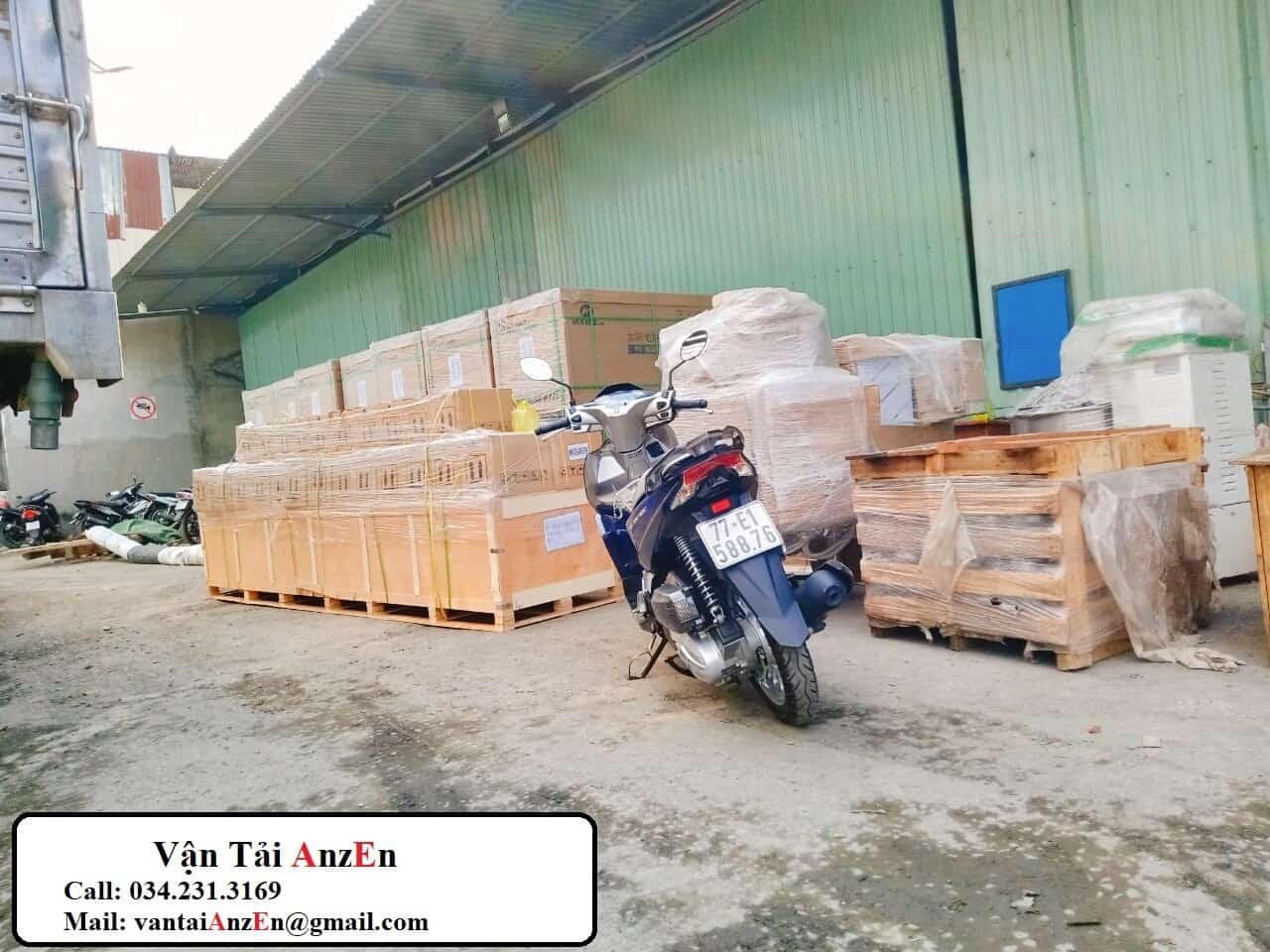 Vận chuyển hàng hóa Bắc Ninh đi Đà Nẵng