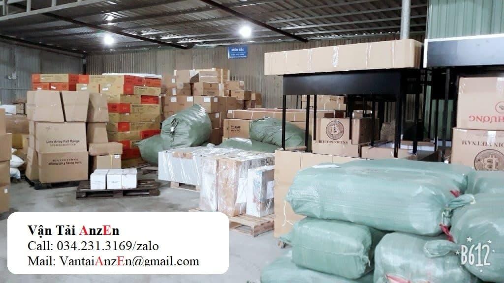Vận chuyển hàng hóa Hà Nội đi Kon Tum