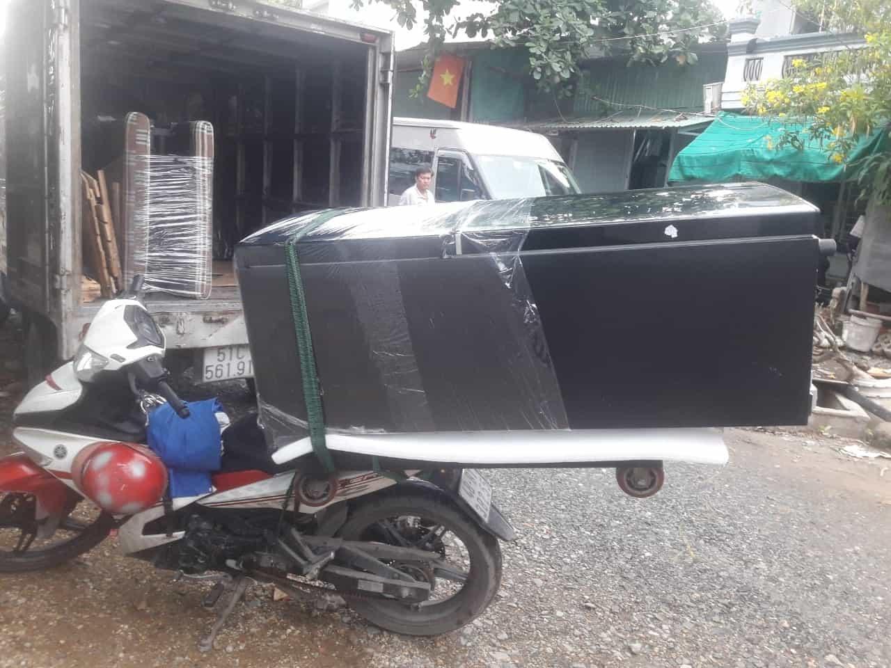 vận chuyển hàng hóa Sài Gòn đi Quảng Trị