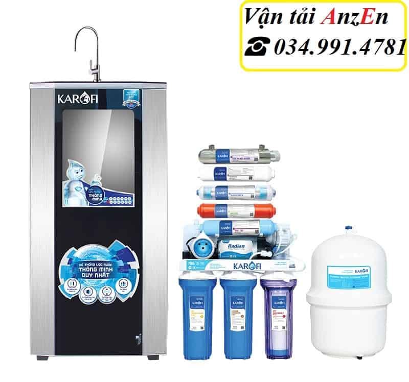 Vận chuyển máy lọc nước đi Bình Định