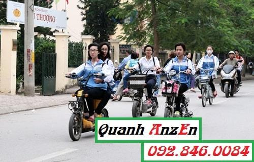 Vận chuyển xe máy điện đi Hà Nội
