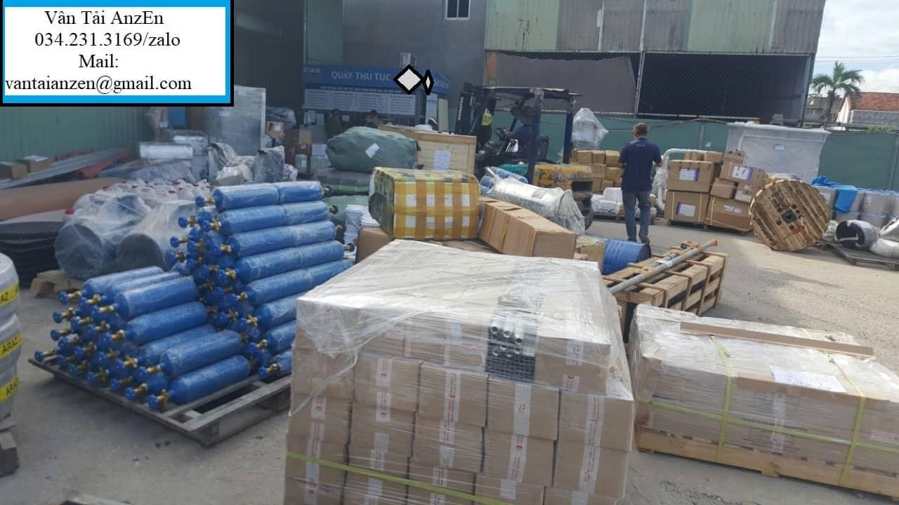 Vận chuyển hàng hóa Long An đi Lâm Đồng