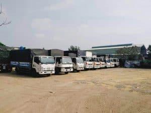 Dịch vụ gửi xe đi Bình Định