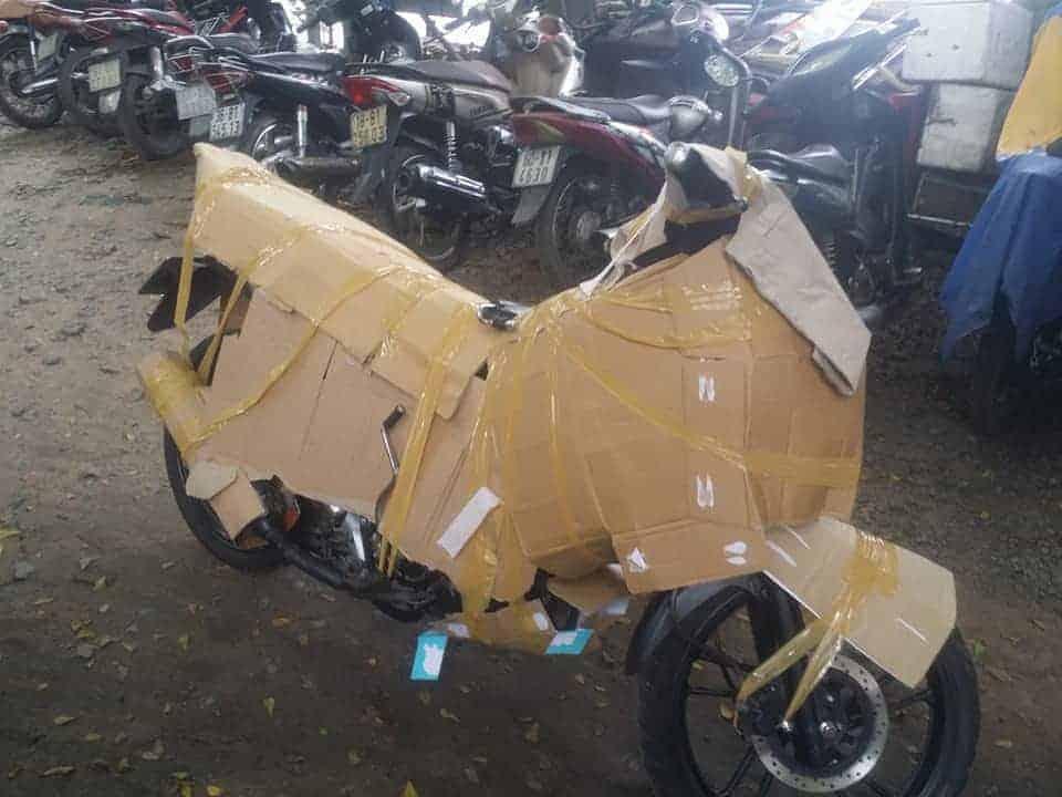 gửi xe máy từ Hà Nội vào Nha trang