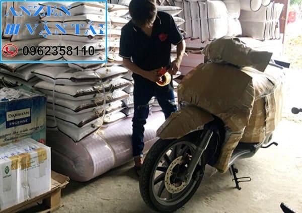 Gửi xe máy từ Quảng Bình vào Sài Gòn