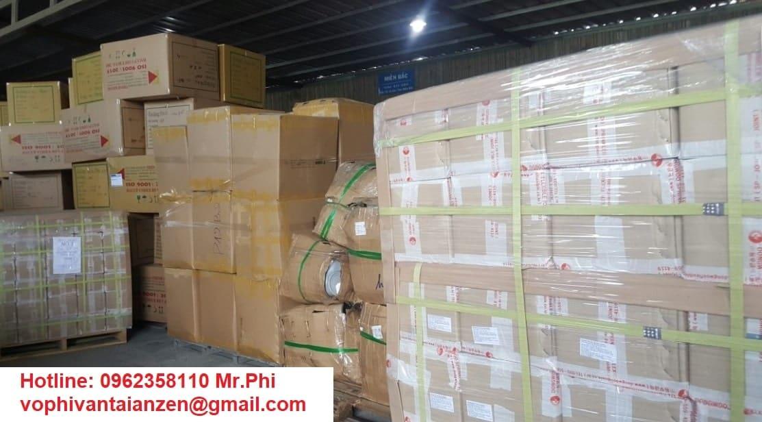 Vận chuyển hàng gốm sứ đi Sài Gòn