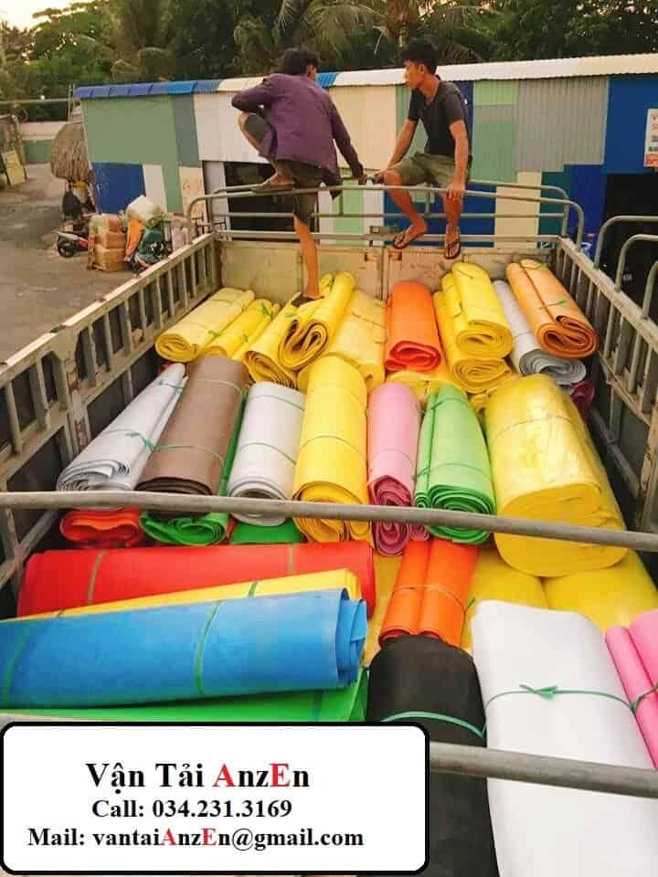 vận chuyển hàng hóa hưng yên đi vũng tàu