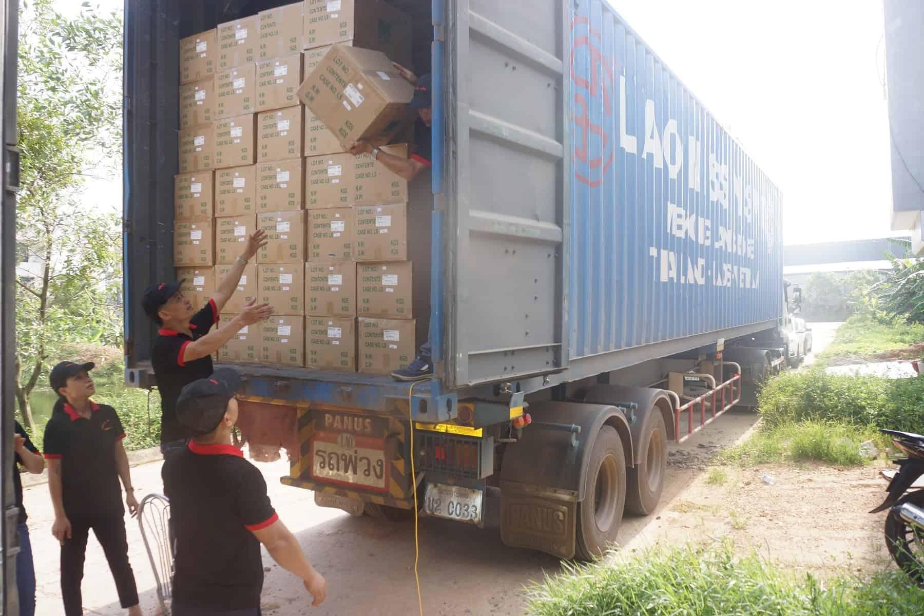 vận chuyển hàng lẻ hàng ghép đi Đồng Nai