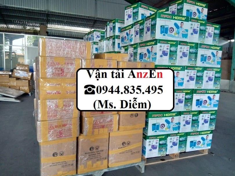 Vận chuyển hàng tiêu dùng đi Nha Trang
