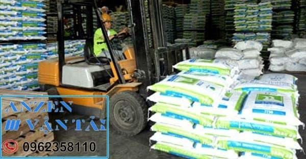 Vận chuyển thức ăn chăn nuôi đi Bình Định
