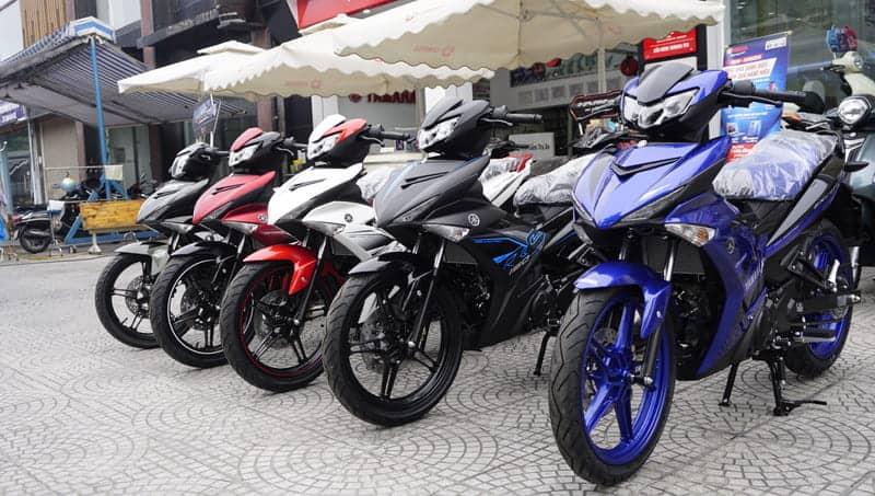 Vận chuyển xe máy đi Nghệ An