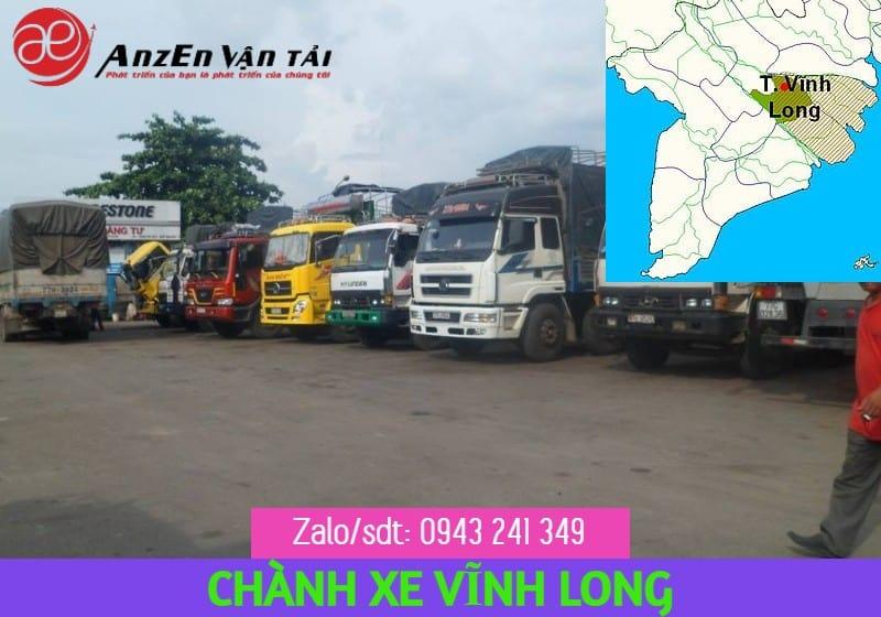 Chành xe Vĩnh Long