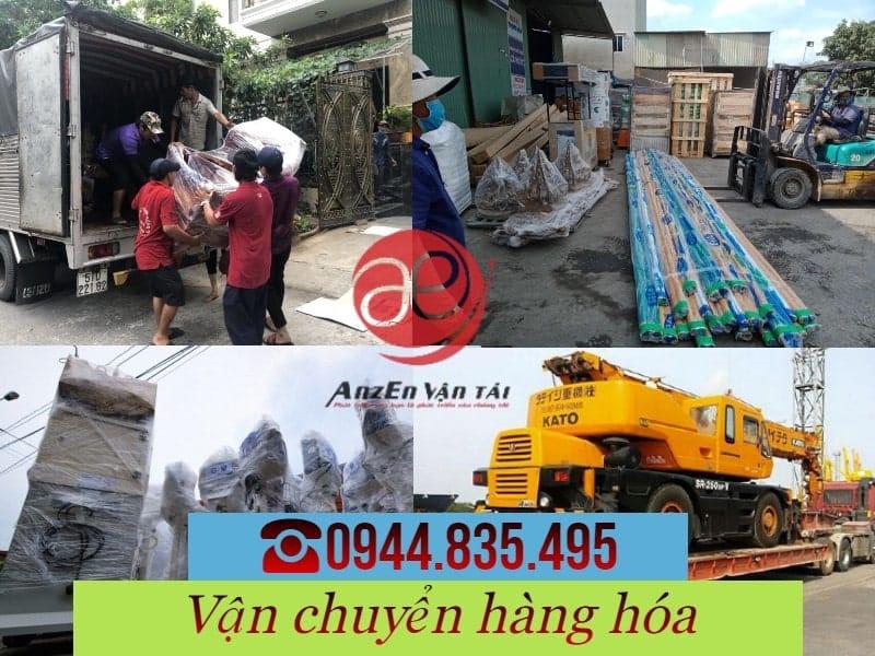 Gửi hàng Sài Gòn đi Bình Định