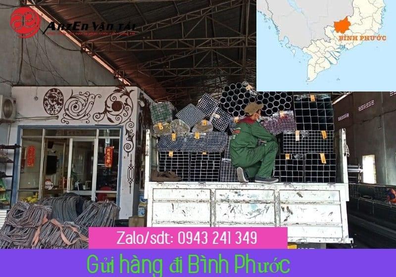 Gửi hàng đi Bình Phước