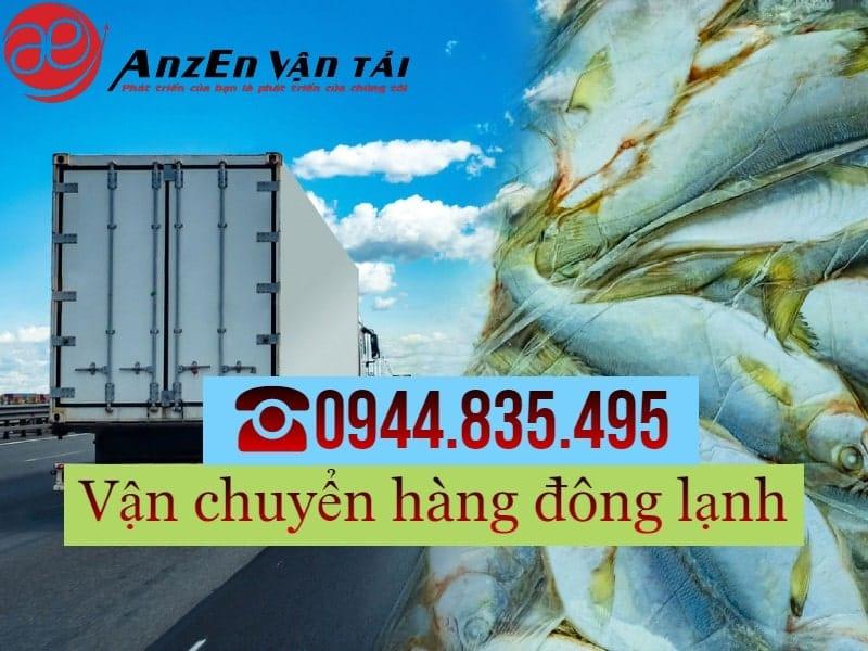 Vận chuyển hàng đông lạnh đi Bắc Ninh