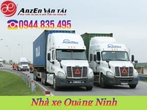 Vận chuyển hàng đi Quảng Ninh